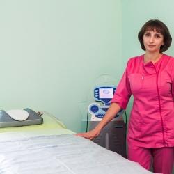 Ирина Марковна Лещенко