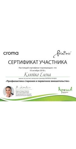 Елена Клюйко