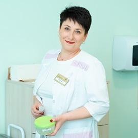 Наталья Михайловна Борисенко
